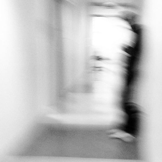 The corridor of blur