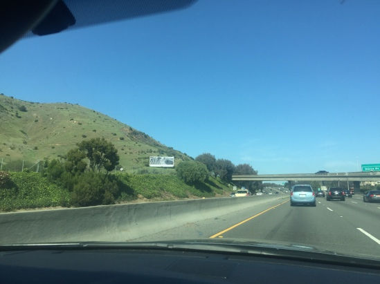 Highway 280, San Francisco (Thanks Barbara)